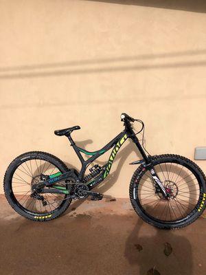 Downhill mountain bike devinci Wilson for Sale in San Jose, CA