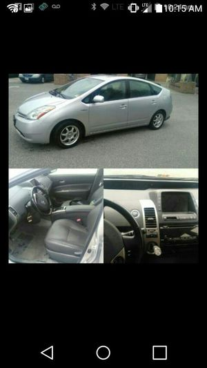 2008 Toyota Prius Hybrid w/Navigation for Sale in Silver Spring, MD