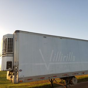 53 reefer ready to work. Dot inspection still valid for Sale in Palm Valley, TX