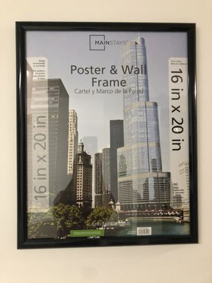 Simple black frame for Sale in Waldorf, MD