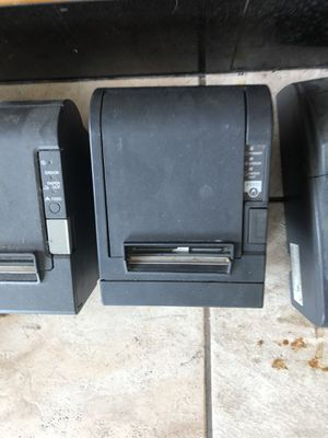 Epson restaurant bill printer for Sale in Austin, TX