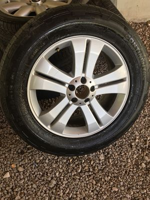 wheels and tires 275 / 55 R19 for Sale in Georgetown, TX