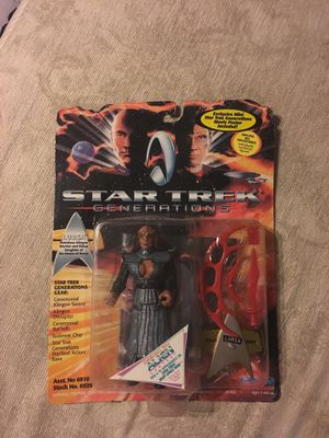 Star Trek generations action figure Lursa 1994 for Sale in Oakley, CA