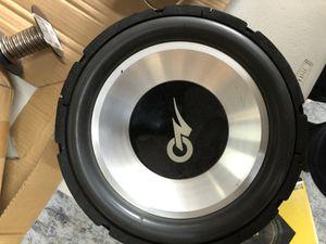 "12"" speakers for Sale in Miami, FL"