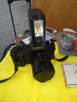canon t50 camera for Sale in Long Beach, CA