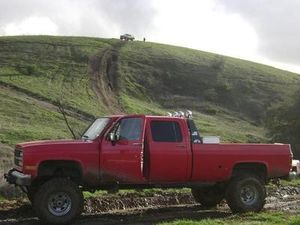 1991 Chevy Crew cab 1 ton 4 X 4 for Sale in Chino Hills, CA