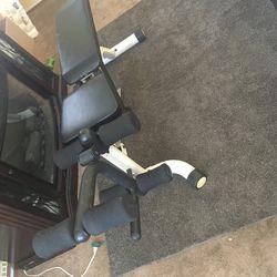 heavy duty adjustable bench for Sale in Seattle,  WA