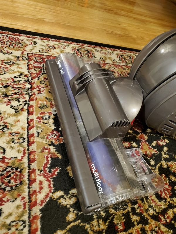 Dyson Ball Total Clean Multi Floor upright vacuum cleaner UP13MF