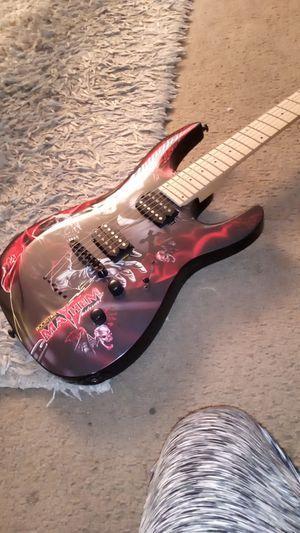 Legator Ninja mayhem festival electric guitar in great condition for Sale in Orange, CA
