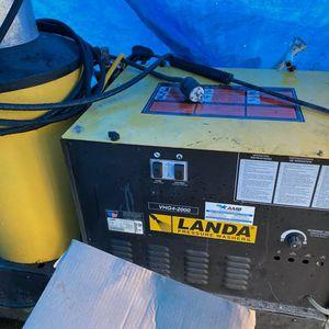 Landa VHG4-20024A Hot Water Pressure Washer for Sale in Mercer Island, WA