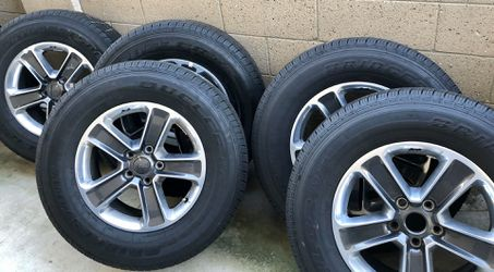 Jeep JL Wheels and Tires for Sale in Huntington Beach,  CA