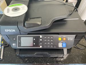 Wireless Epson WF-2760 Print/Scan/Fax for Sale in Laurel, MD
