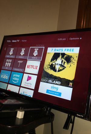 Roku Tv 40 inch for Sale in Blountville, TN