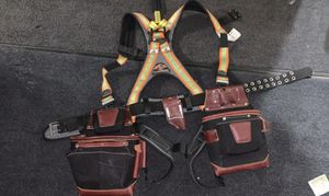 Like new Occidental Leather best tool belt/delux hardness for Sale in Lakewood, WA