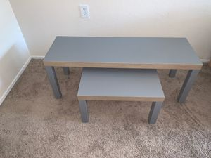 2 piece IKEA coffee table set for Sale in Concord, CA