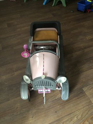 Antique baby peddle car 150. Dlls for Sale in Houston, TX