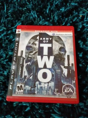Army of Two PS3 for Sale in Beaverton, OR