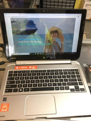 Toshiba laptop touch screen for Sale in Miami, FL