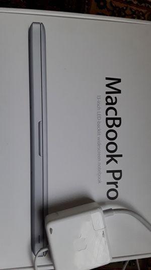 "Apple MacBook Pro 13"" , late 2011, Core i5, 1TB storage, 8GB for Sale in Carrollton, TX"