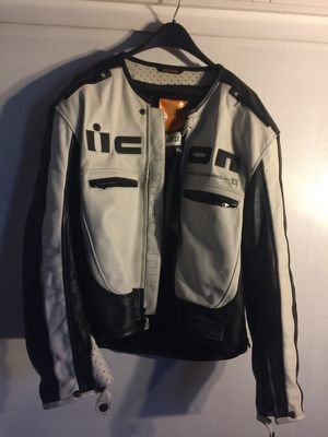 Icon Motorcycle jacket for Sale in Santa Ana, CA