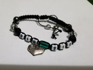 Big sis handmade charm bracelet for Sale in Aurora, CO
