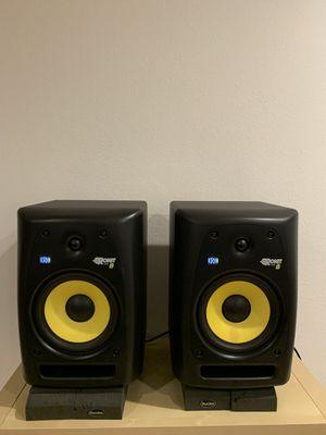 KRK Rokit 8 studio speakers for Sale in Los Angeles, CA