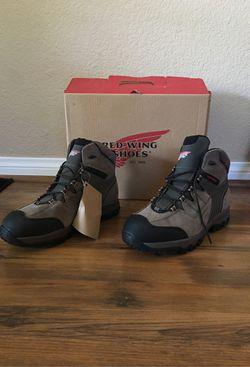 Red wing steel toe, electrical hazard, waterproof size 11.5 for Sale in Henderson,  NV