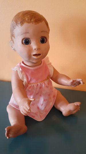 Baby doll Luvabella, blond for Sale in Medley, FL