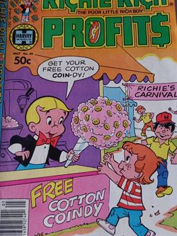 Vintage Richie Rich Comic for Sale in Fresno,  CA