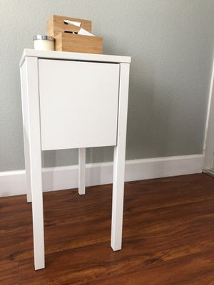 IKEA white nightstand for Sale in Aliso Viejo, CA