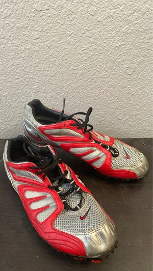 Outdoor Track Cleats - Size 6.5 for Sale in Atlanta, GA