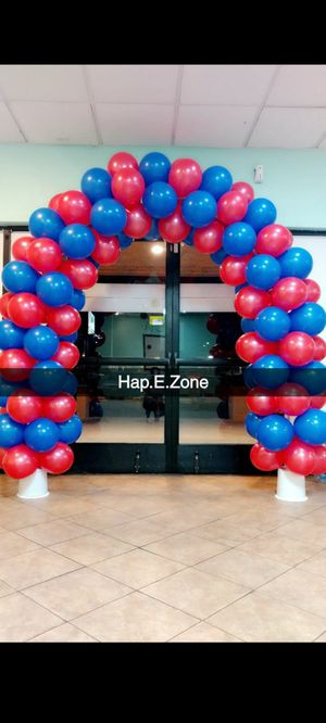 4th of July Balloon Arch Party Decor for Sale in Las Vegas, NV
