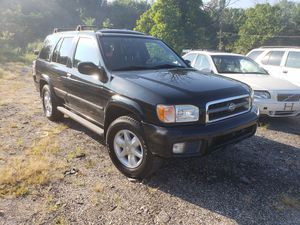 2001 Nissan Pathfinder 4x4 Fully Loaded AC COLD for Sale in Bowie, MD
