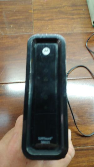 Motorola cable modem sb6121 for Sale in Issaquah, WA