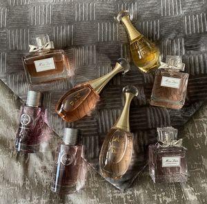 #Fragrance #Perfume #Cologne #Designer #ChristianDior for Sale in Union City, CA