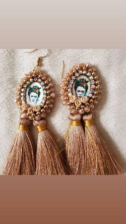 ARETES ARTESANALES 100% MEXICANOS 🇲🇽 NUEVOS for Sale in Perris,  CA