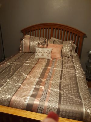 Queen Bed Frame for Sale in Tempe, AZ