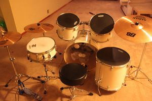 Great Drum set will sell all for $600.00 Don't miss this one for Sale in Goodlettsville, TN