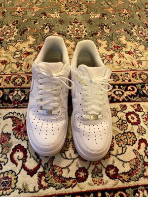 Nike Air Force One (white) size 8.5 for Sale in Springfield, VA