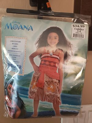 Moana Custome for Sale in Tolleson, AZ