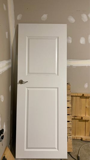 Interior door 29 3/4 x 80 for Sale in Hanover, MD