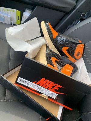 Shatter backboards air Jordan 1's for Sale in Jersey City, NJ