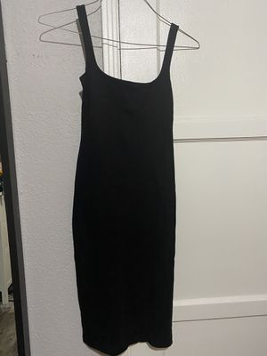American Apparel BLK Ponte Tank Dress for Sale in Industry, CA