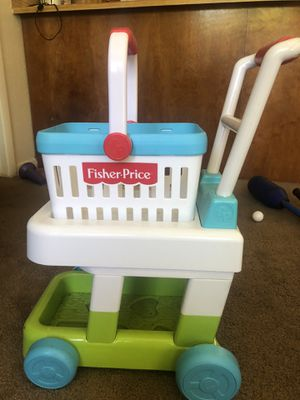 Shopping cart toddler toy for Sale in Galt, CA