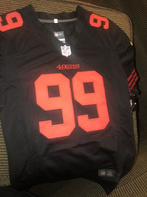 49ers woman's jersey for Sale in Paramount, CA