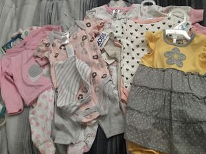 Brand New with Tags Baby Girl Clothes for Sale in Gilbert, AZ
