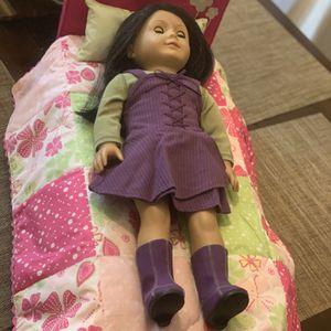 American Girl Doll Bed for Sale in Bellflower, CA