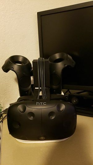 HTC Vive Virtual Reality System for Sale in Plant City, FL