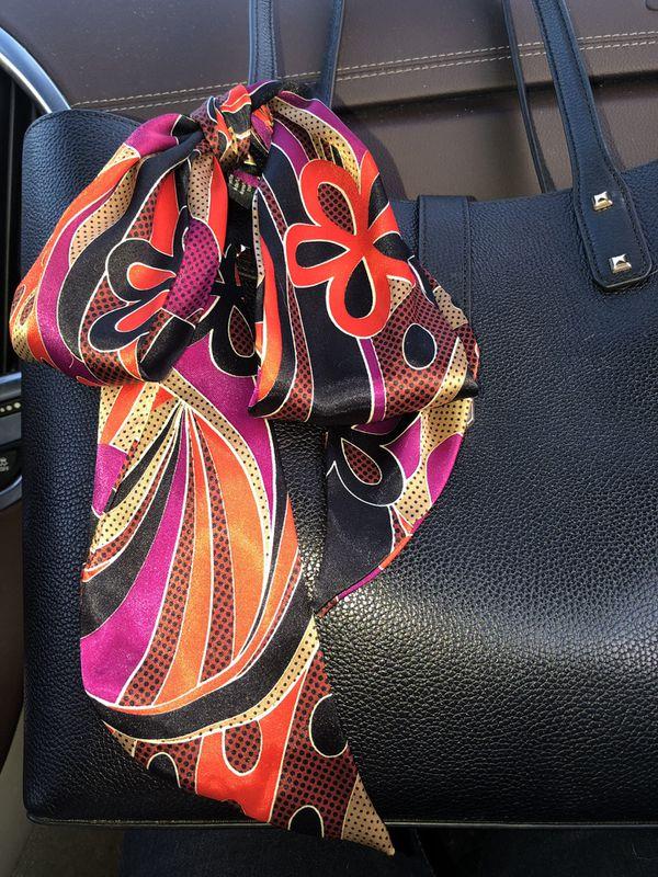 Authentic Jones New York Scarf/Twilly. PERFECT Decor For Any Handbag!