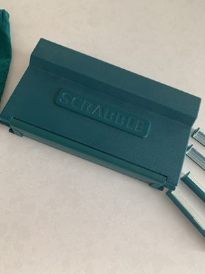 Vintage scrabble game set for Sale in Wixom, MI